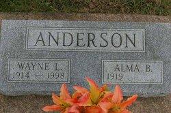 Wayne L Anderson