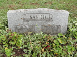 Emerson David Bardo, Sr