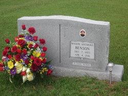 Mason Anthony Benson