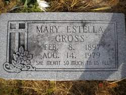 Mary Estella <i>Roberts</i> Gross