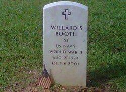 Willard S. Booth