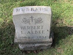Herbert L. Albee