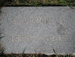 Carrie J <i>Ladd</i> Boyer