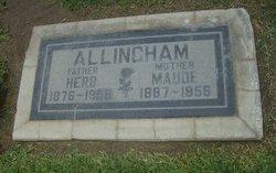 Emma Maude <i>Still</i> Allingham