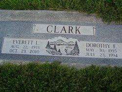 Dorothy Florence <i>Jordan</i> Clark