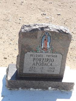 Porfirio Apodaca