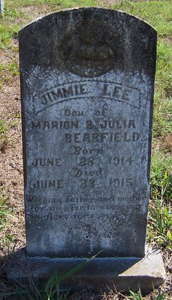 Jimmie Lee Bearfield