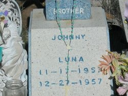 Johnny Luna