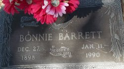 Bonnie <i>Johnson</i> Barrett