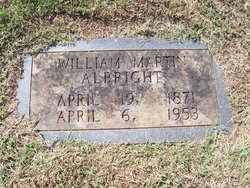 William Martin Albright