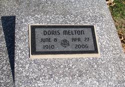 Doris Irene <i>Bonham</i> Melton