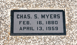 Charles S. Myers