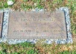 Edna L. <i>Barber</i> Punches