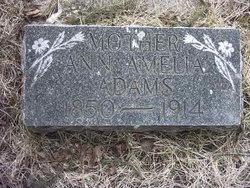 Ann Amelia Adams