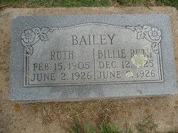 Billie Ruth Bailey