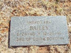 Sharon Kay Bailey