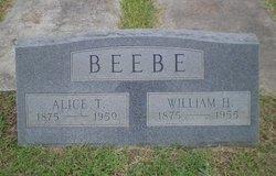 William H Beebe