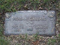 Alabam Gabbard