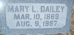 Mary Leoti <i>Kent</i> Dailey