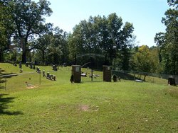 Old Clover Creek Cemetery