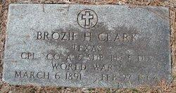 Brozie Howell Clark