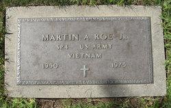 Martin A Roe