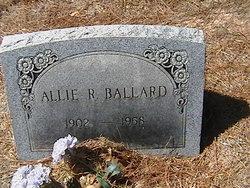 Allie R Ballard