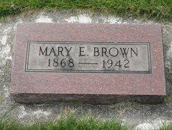 Mary Ellen <i>Lilje</i> Brown