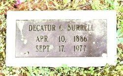Decatur C. Burrell