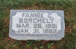 Fannie Deacon <i>Cundy</i> Borchelt