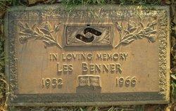 Lester Earl Benner