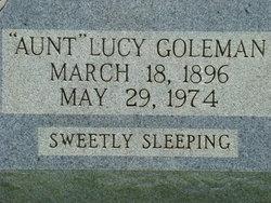 Lucy Golemon