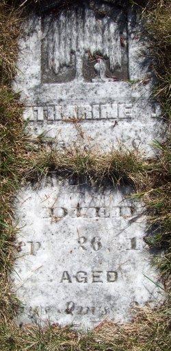 Catherine Jane <i>Burkhart</i> White