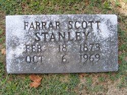 Sallie Farrar <i>Scott</i> Stanley