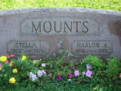Harlow A Mounts