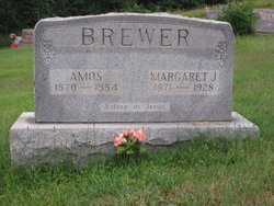 Margaret Jane <i>Tennant</i> Brewer