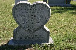 Erma L. Williams