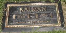 Dr Katharine <i>Walter</i> Kalman