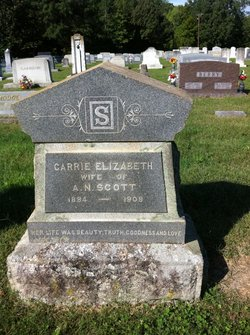 Carrie Elizabeth Scott