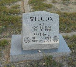 A. J. Wilcox