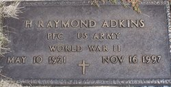 Harry Raymond Adkins