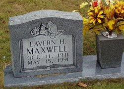 Lavern Harris Maxwell