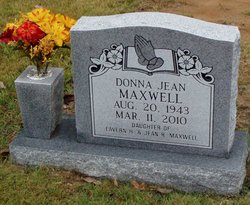 Donna Jean Maxwell