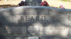 Sarah Louise <i>Willis</i> Beard