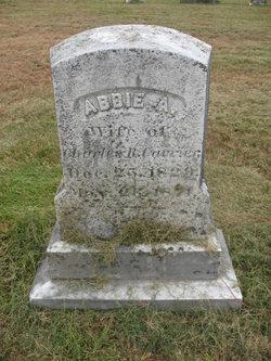 Abigail Ann Abbie <i>Edgerly</i> Currier