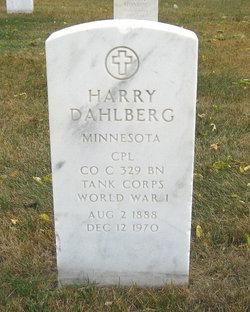 Harry Dahlberg