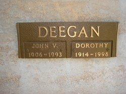 Dorothy <i>Swinburne</i> Deegan