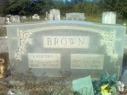 Arizona Zonie <i>Anglin</i> Brown