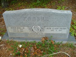 Reuben King Junior Cooper, Jr