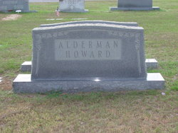 Edith <i>Howard</i> Alderman